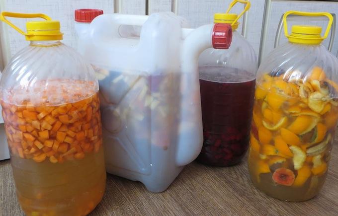 Волшебные энзимы для дома, огорода, здоровья и кулинарии