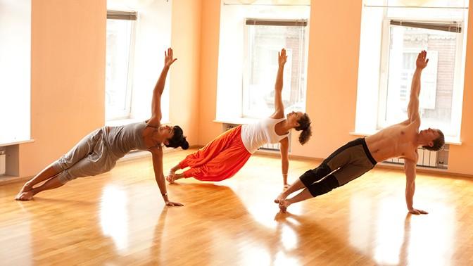 Йога-центр в Братске